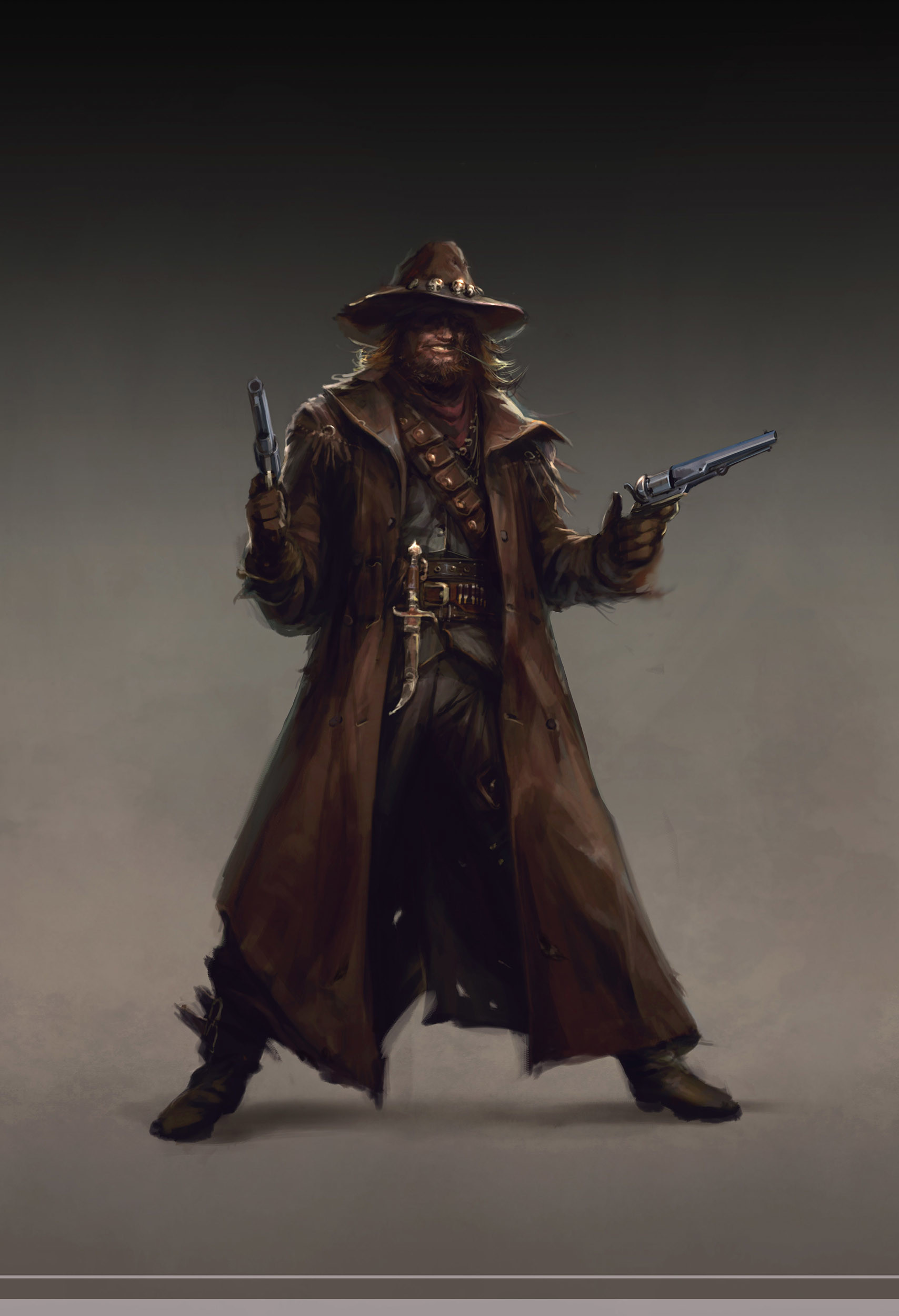 "Gunslinger - ""The Lucky Bastard""