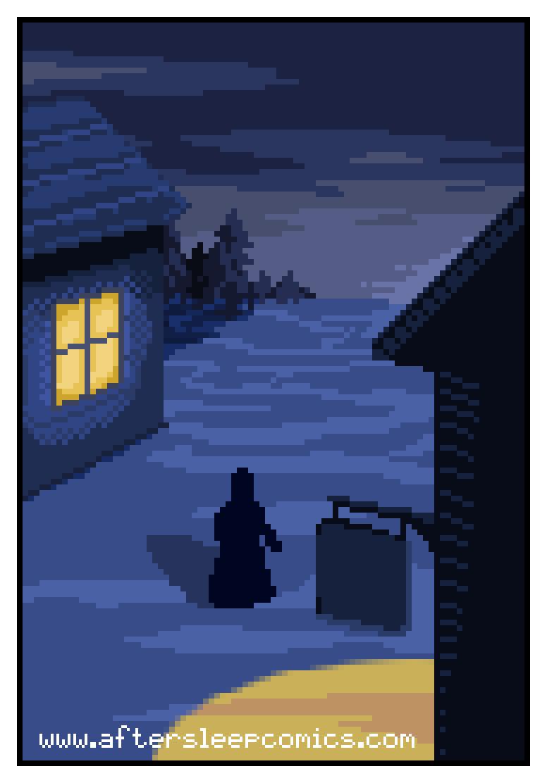 After Sleep Comics - Curse