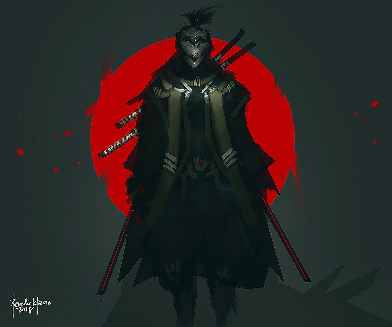 Benedick bana zero samurai series2 lores