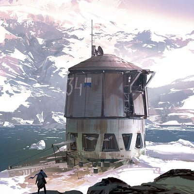 Sparth shelter 34