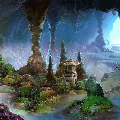 Jason hazelroth cave animation piece 2b