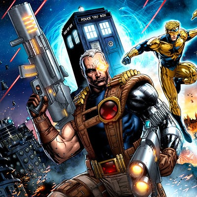 Jeremy roberts time lords by jprart d9qurvh