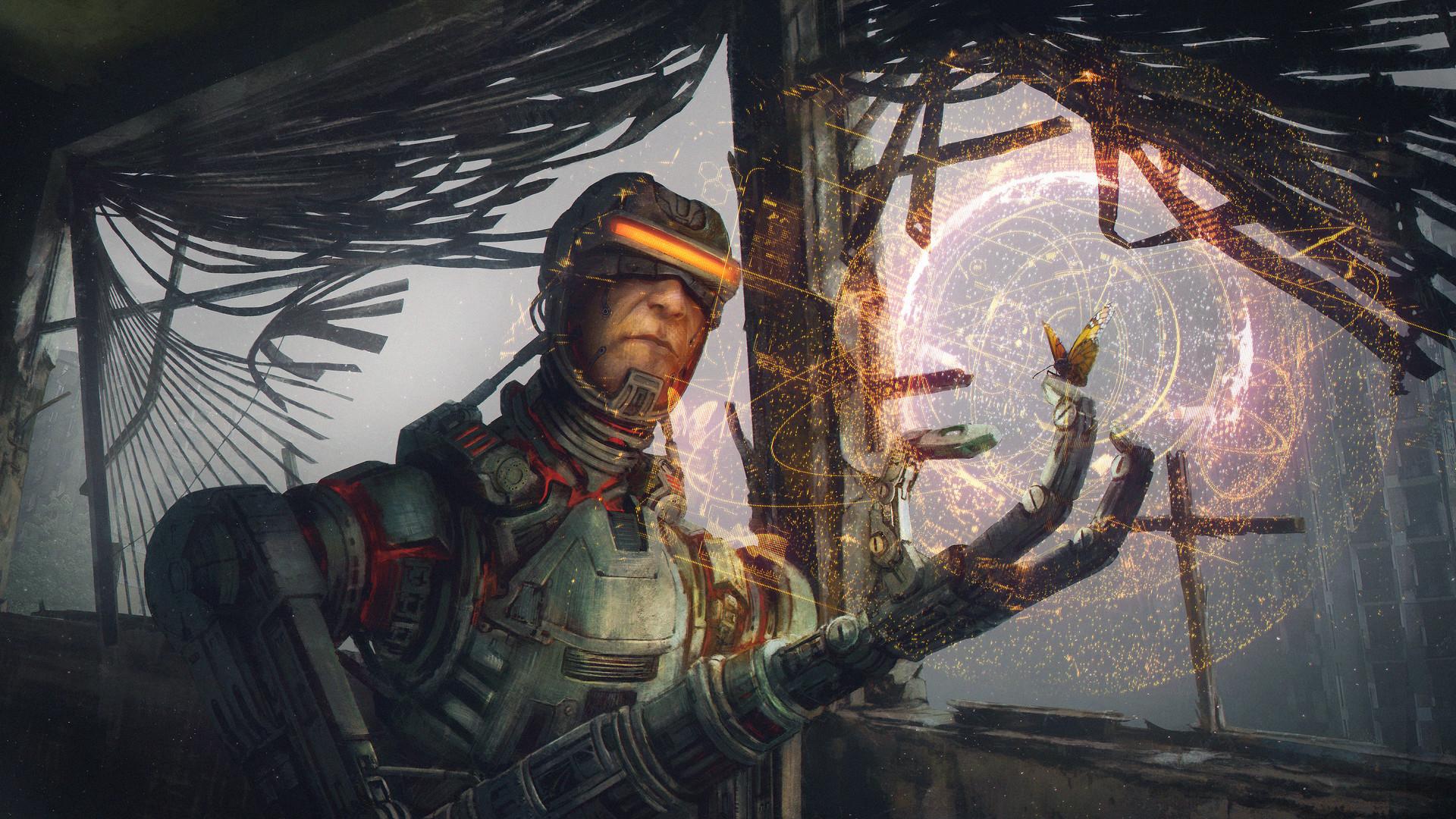 Vincenzo lamolinara a cyborg