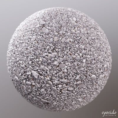 Olivier lau pebblesurface2 part2 render sphere web