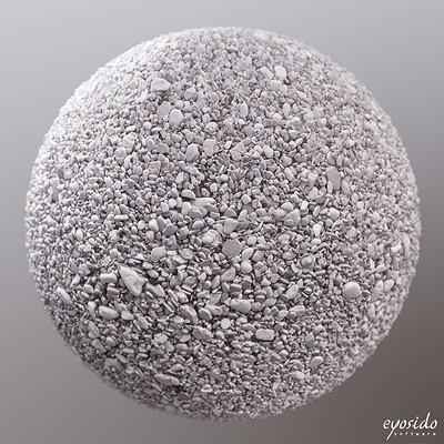 Olivier lau pebblesurface2 part2 render sphere web