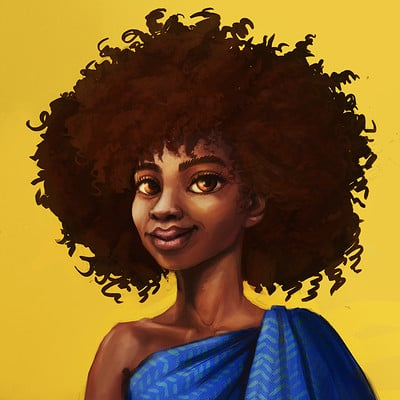 Ruth taylor afrogril