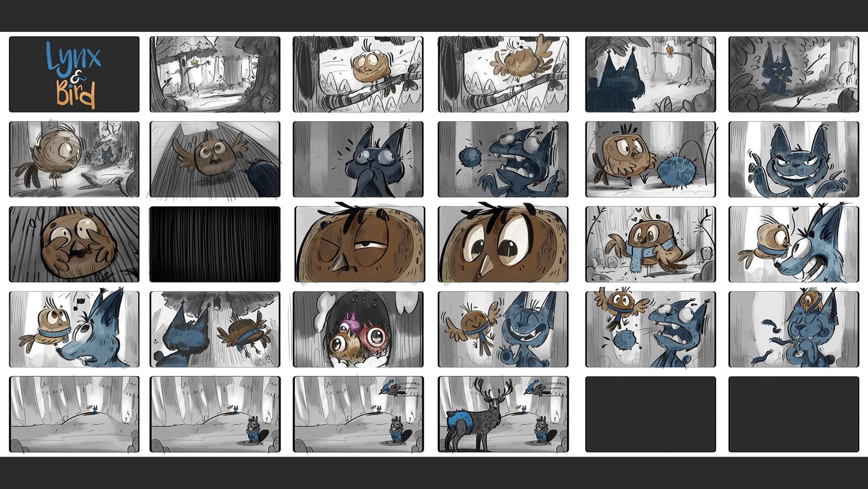 1st Storyboard