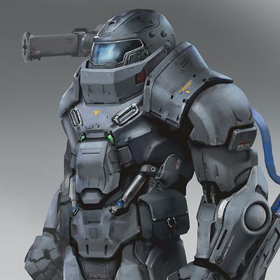 Arthur gurin power armor