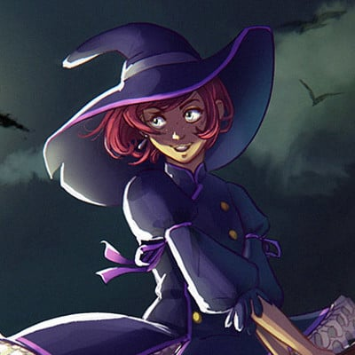 Monika mikucka witch3