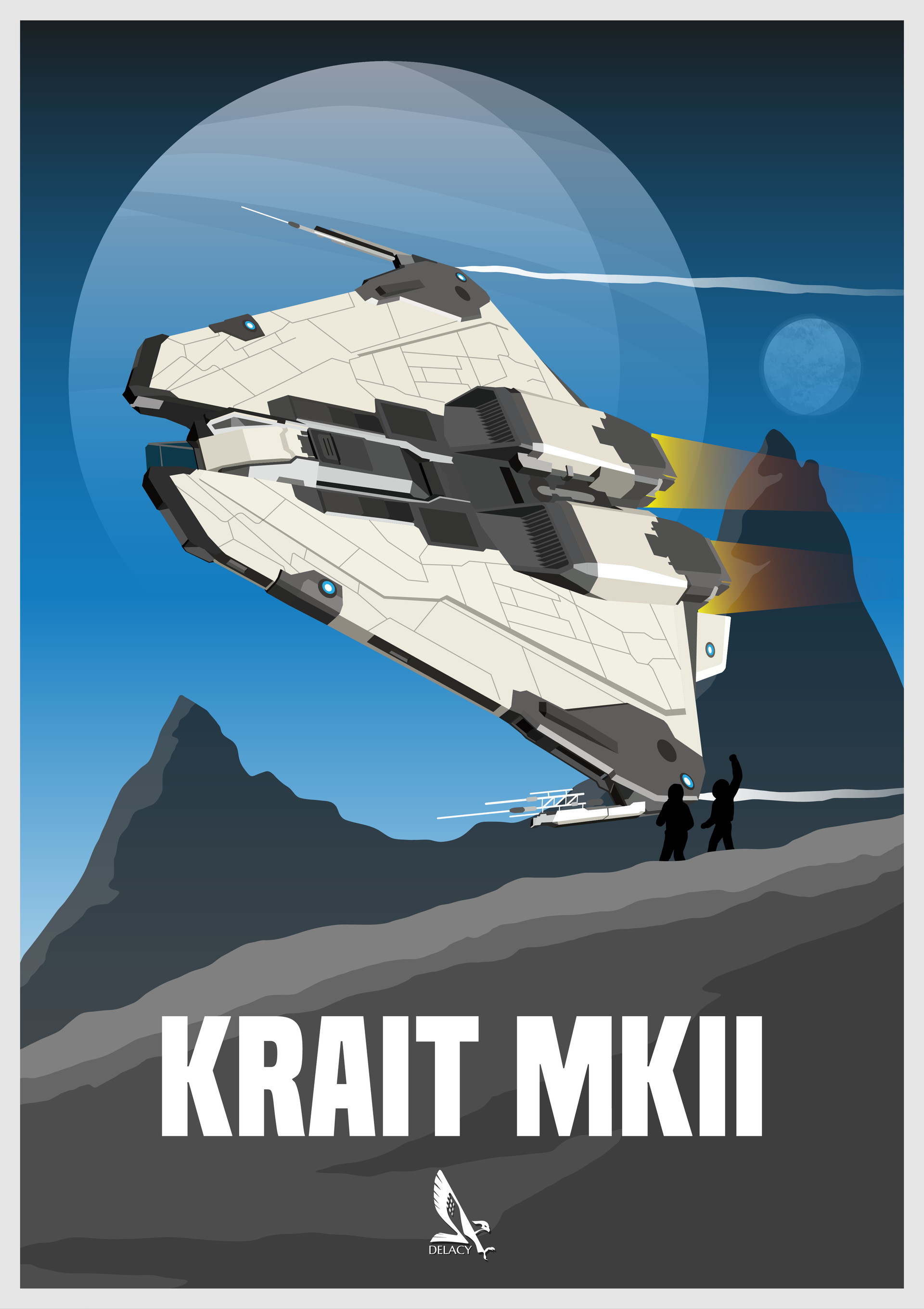 Krait Mk2 Ax Build