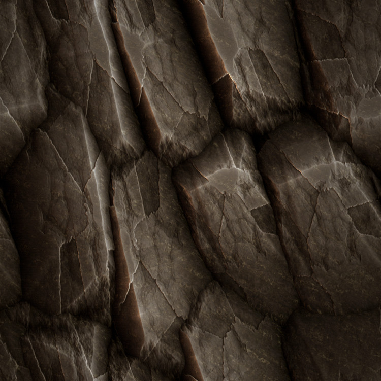 View in the OpenGL renderer in Substance Designer with Parallax Occlusion turned off.
