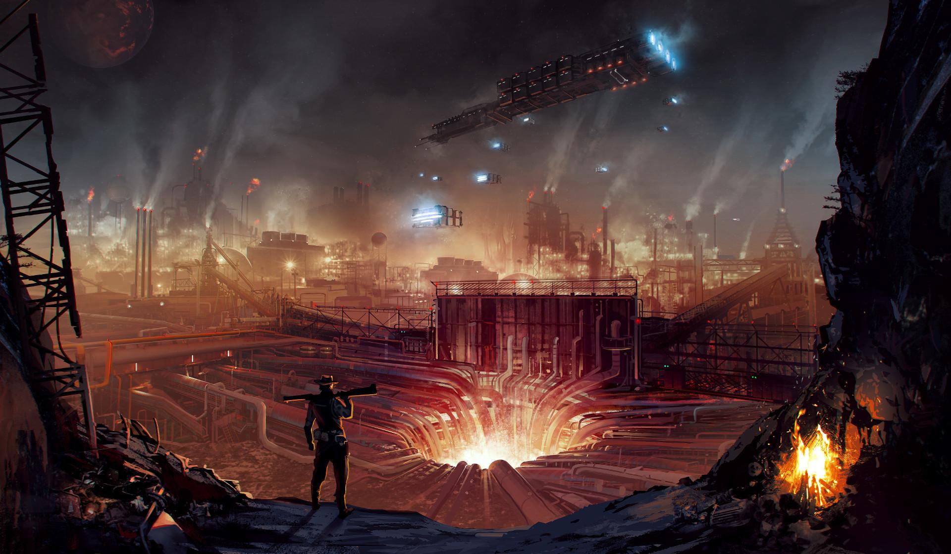 alex-monge-industrial-hellhole-artstatio