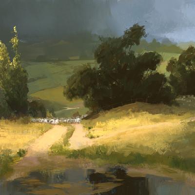 Rostyslav zagornov field sketch