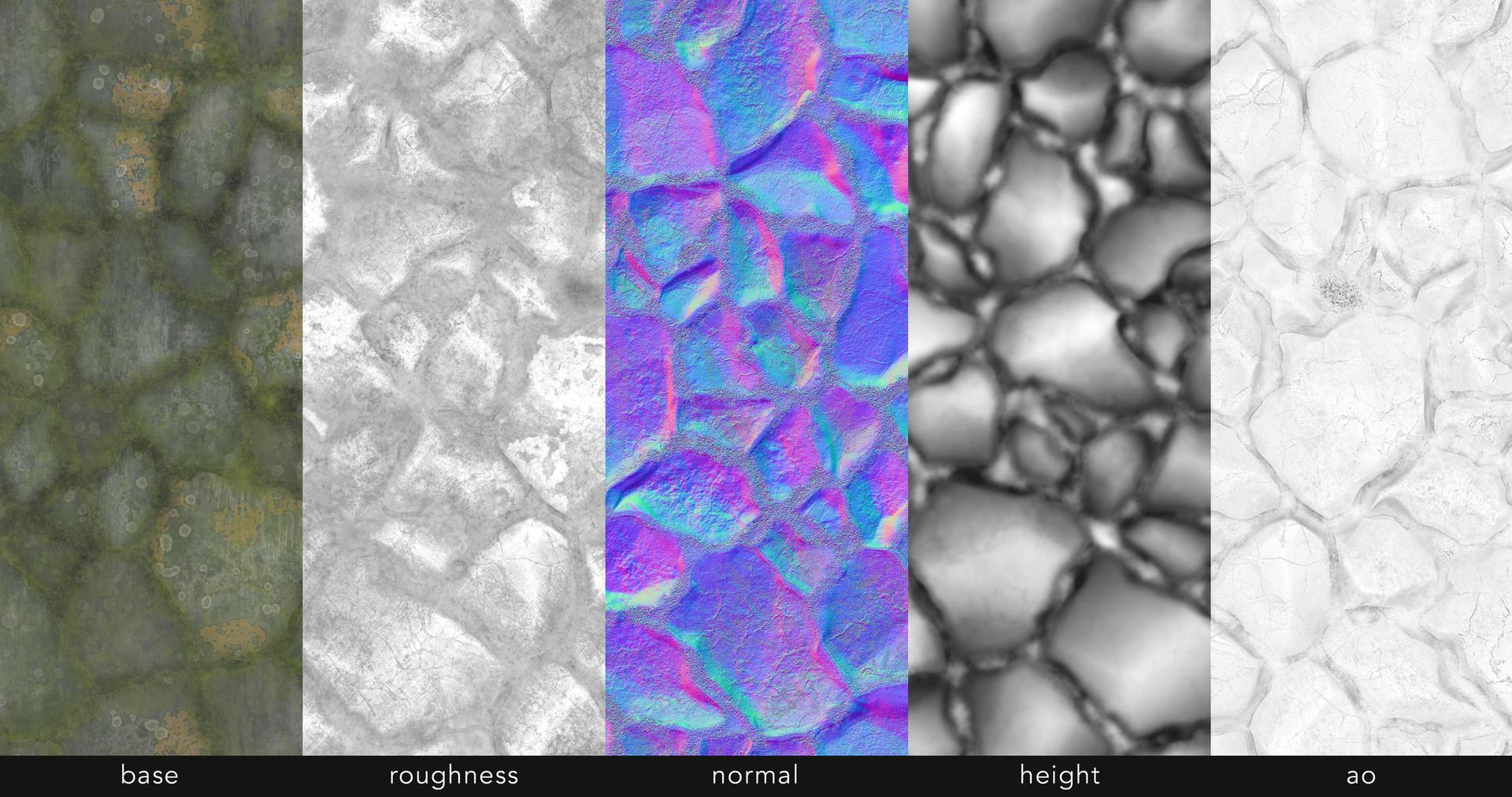 Alina godfrey bridgerocks textures
