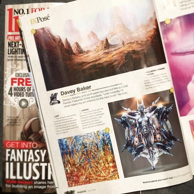 This was also in imagineFX(April)