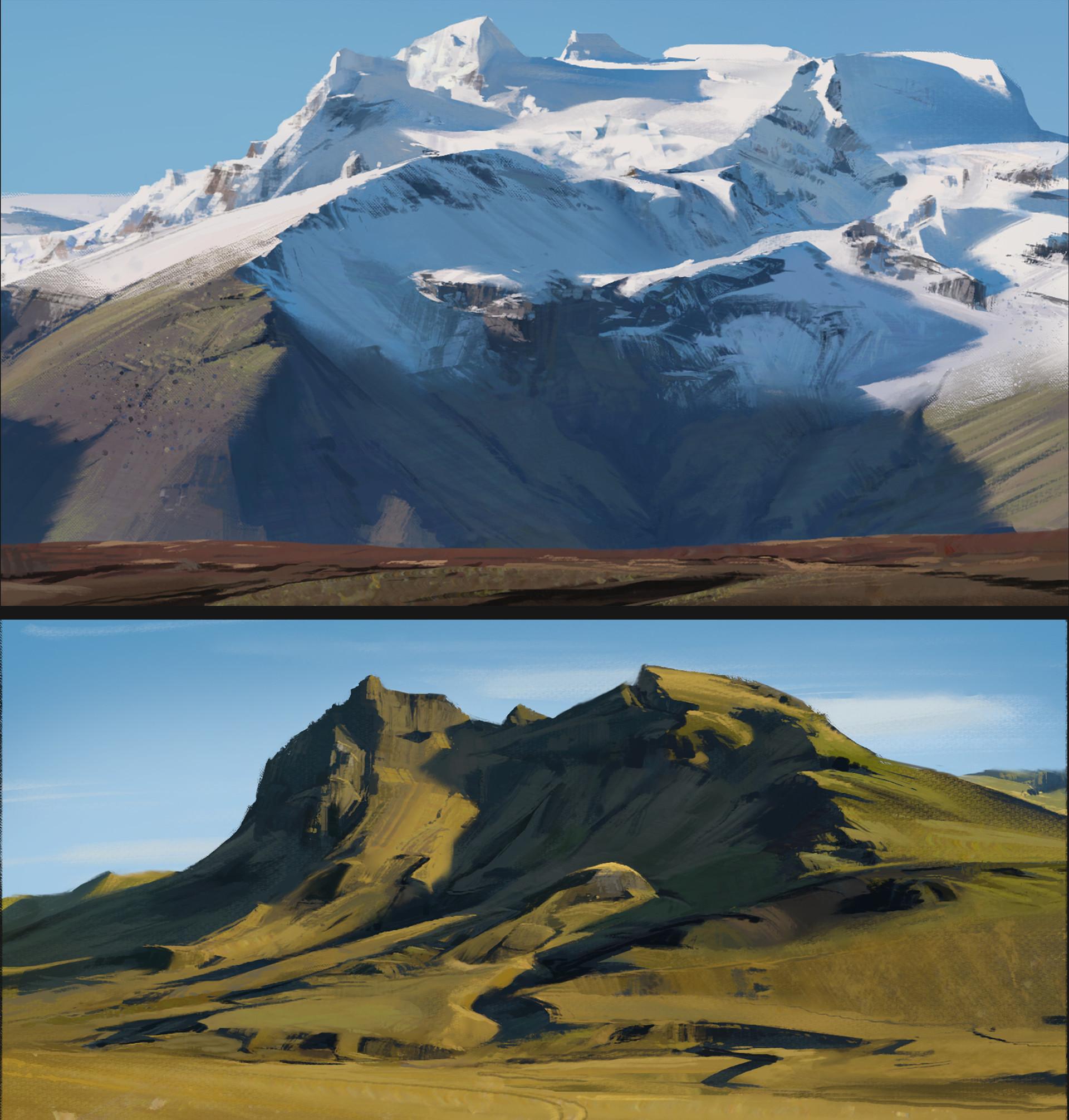 David fortin mountain 1