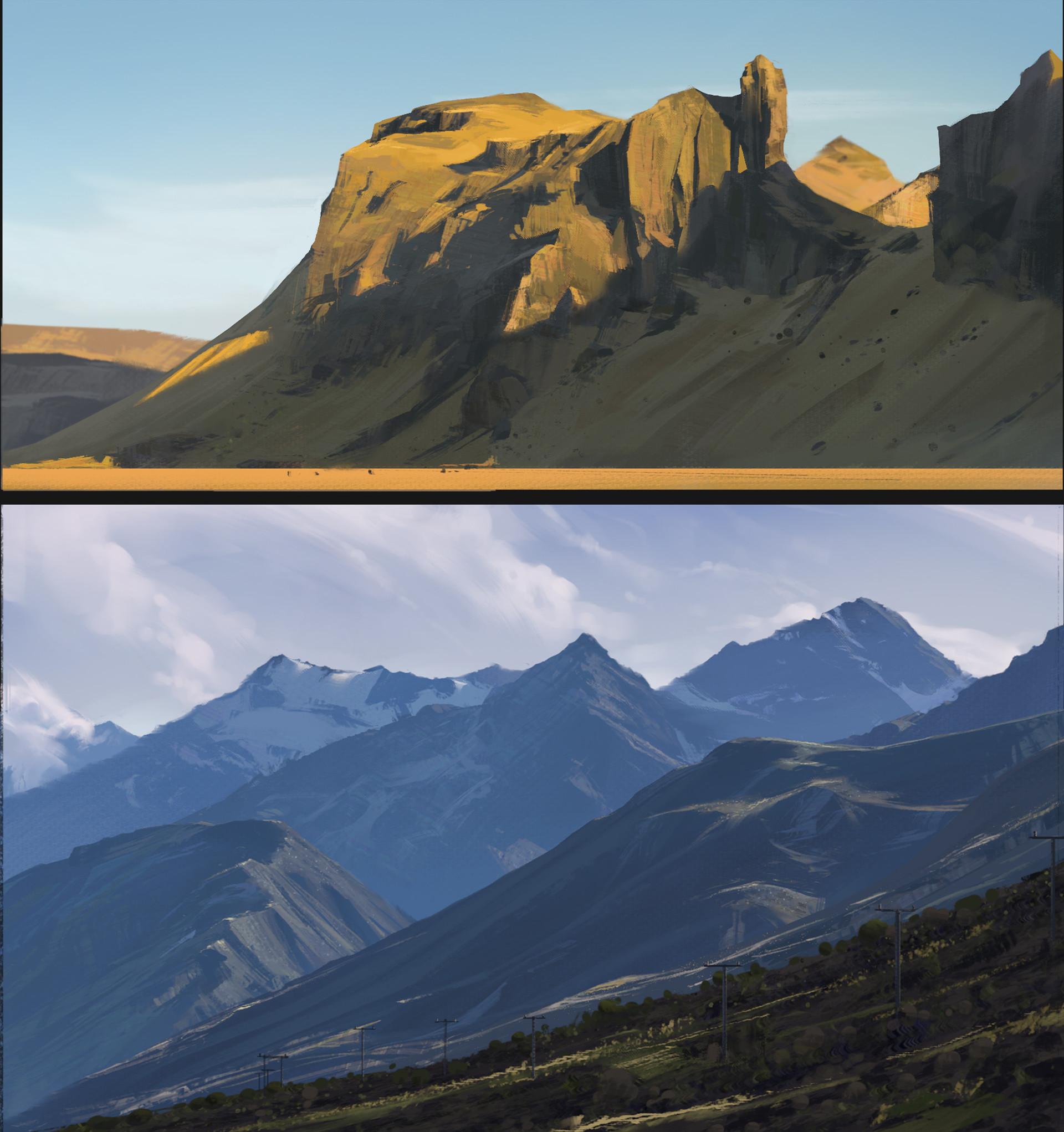 David fortin mountain 2