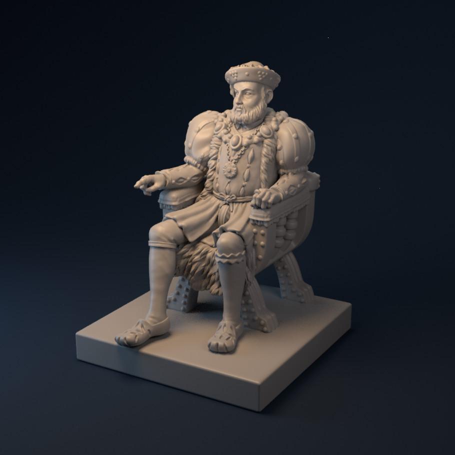 King Henry VIII - Tudor