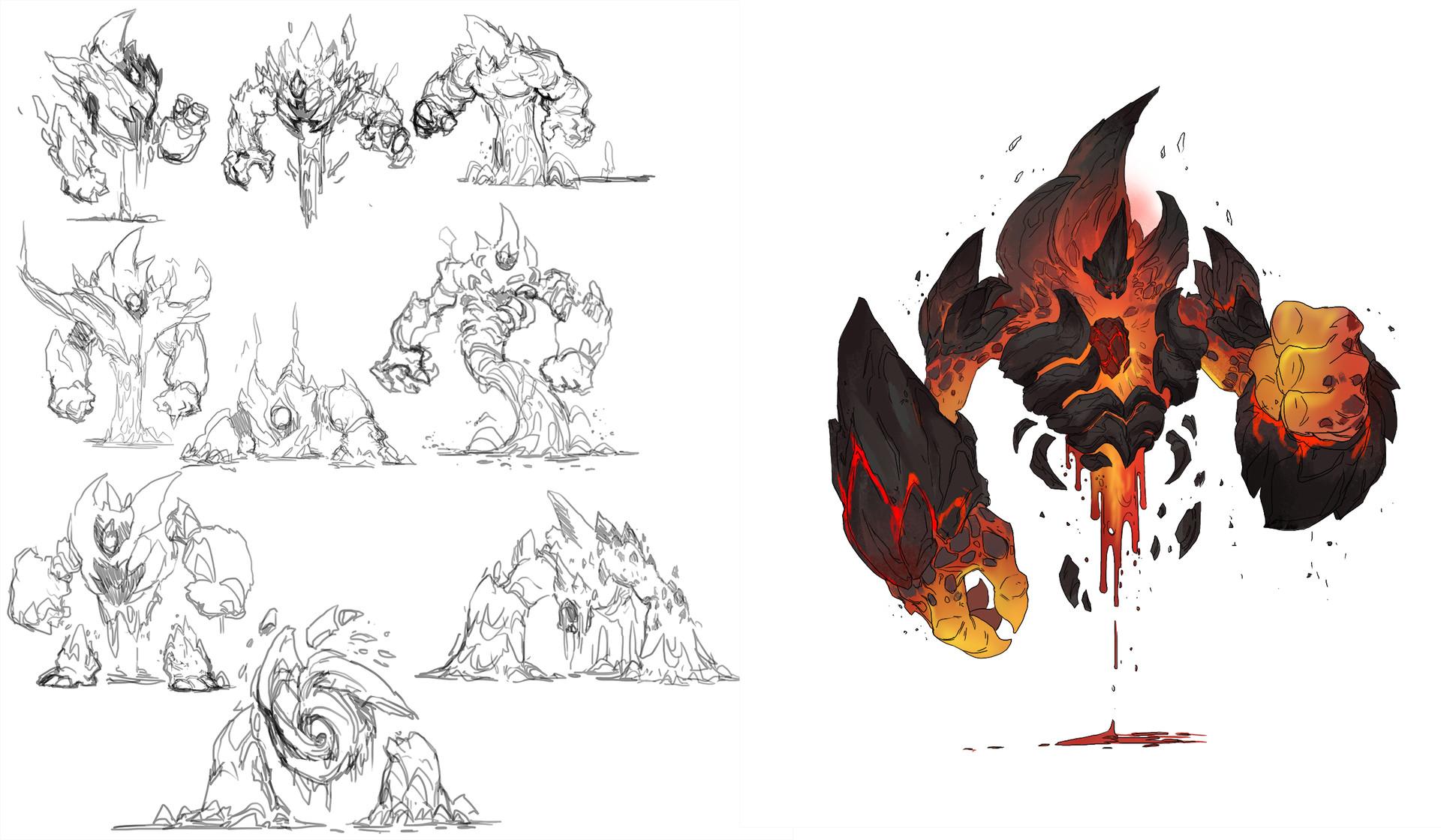 Rafael zanchetin 6 elementals