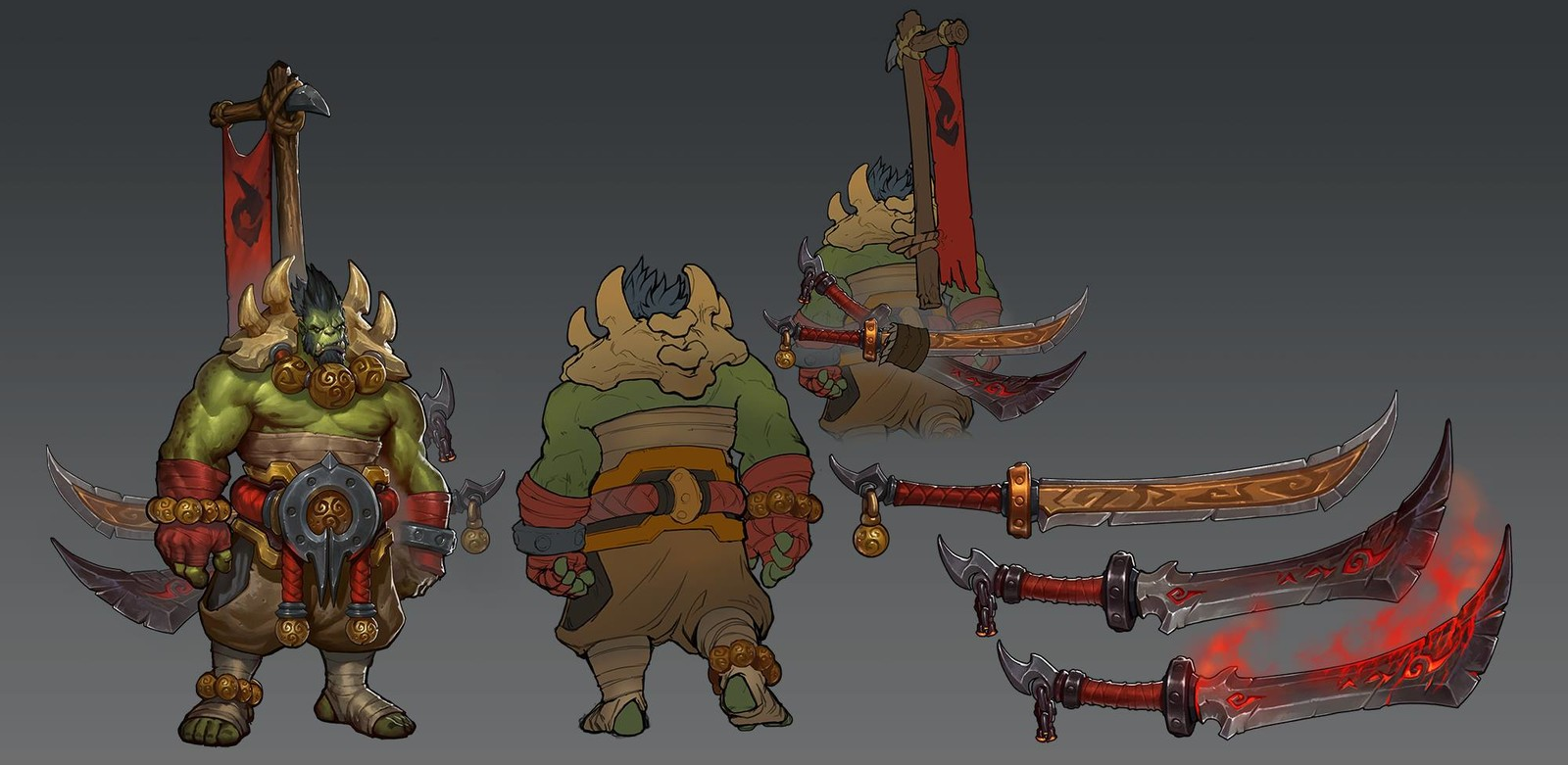 Orc Clan