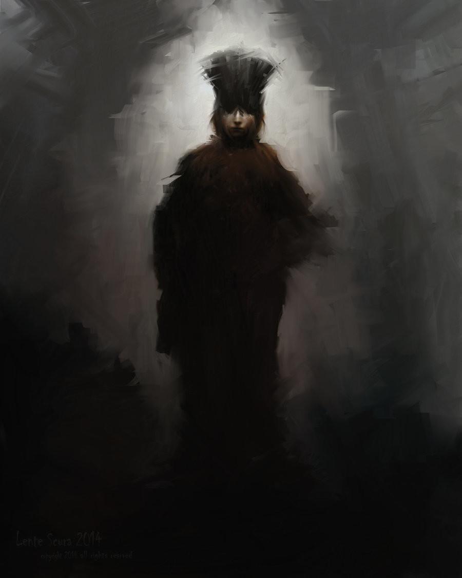 La Sacerdotessa Nera