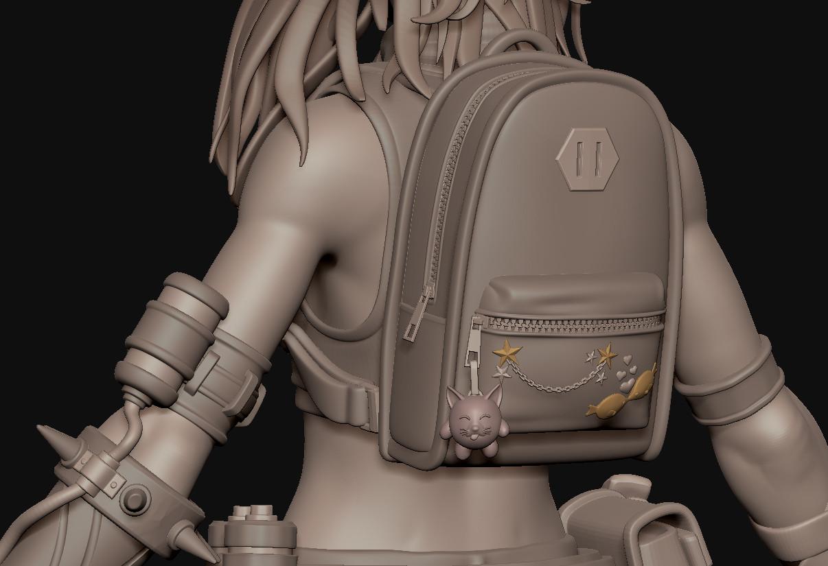 Lance baker backpack