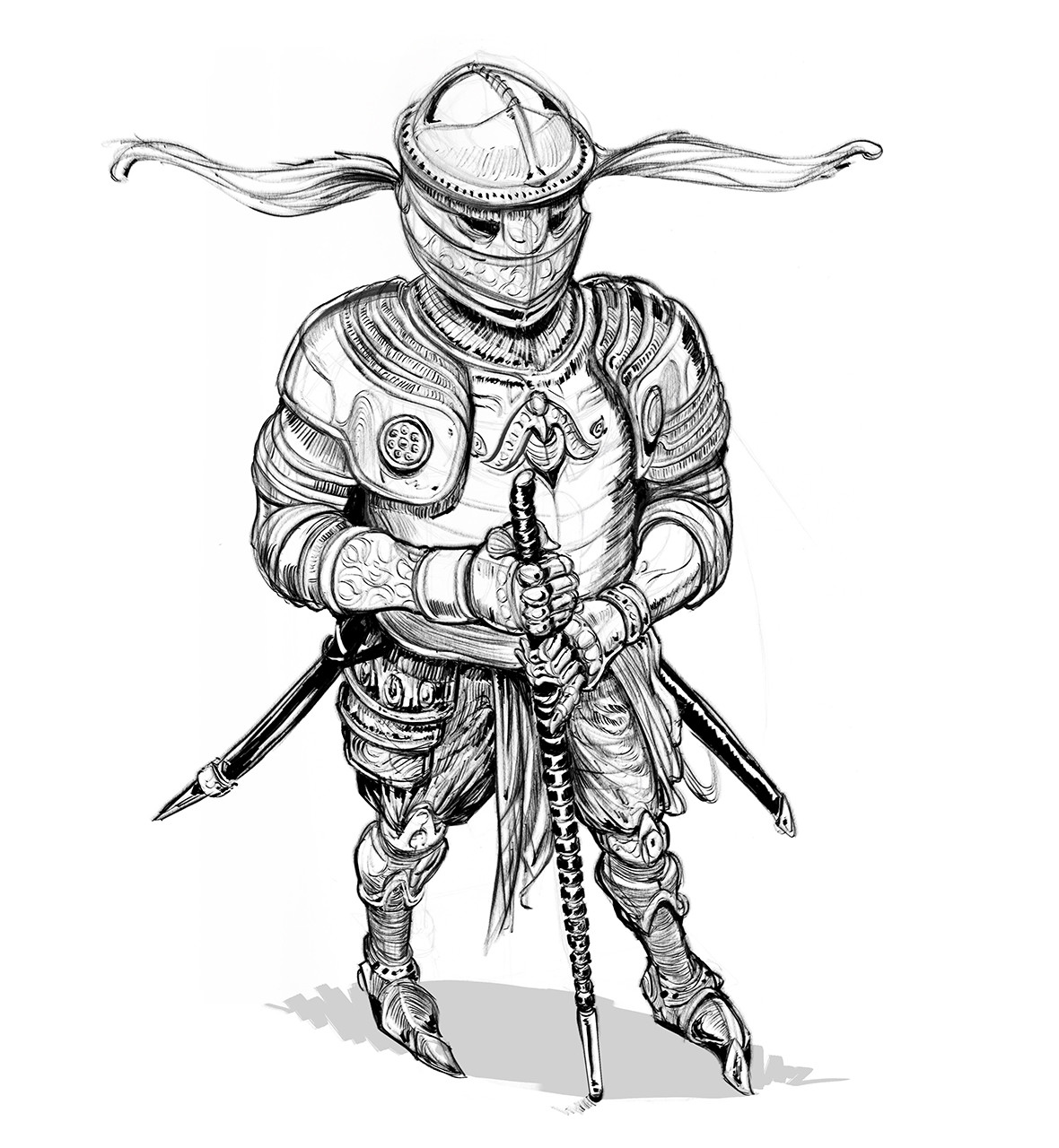 Carrot Soldier