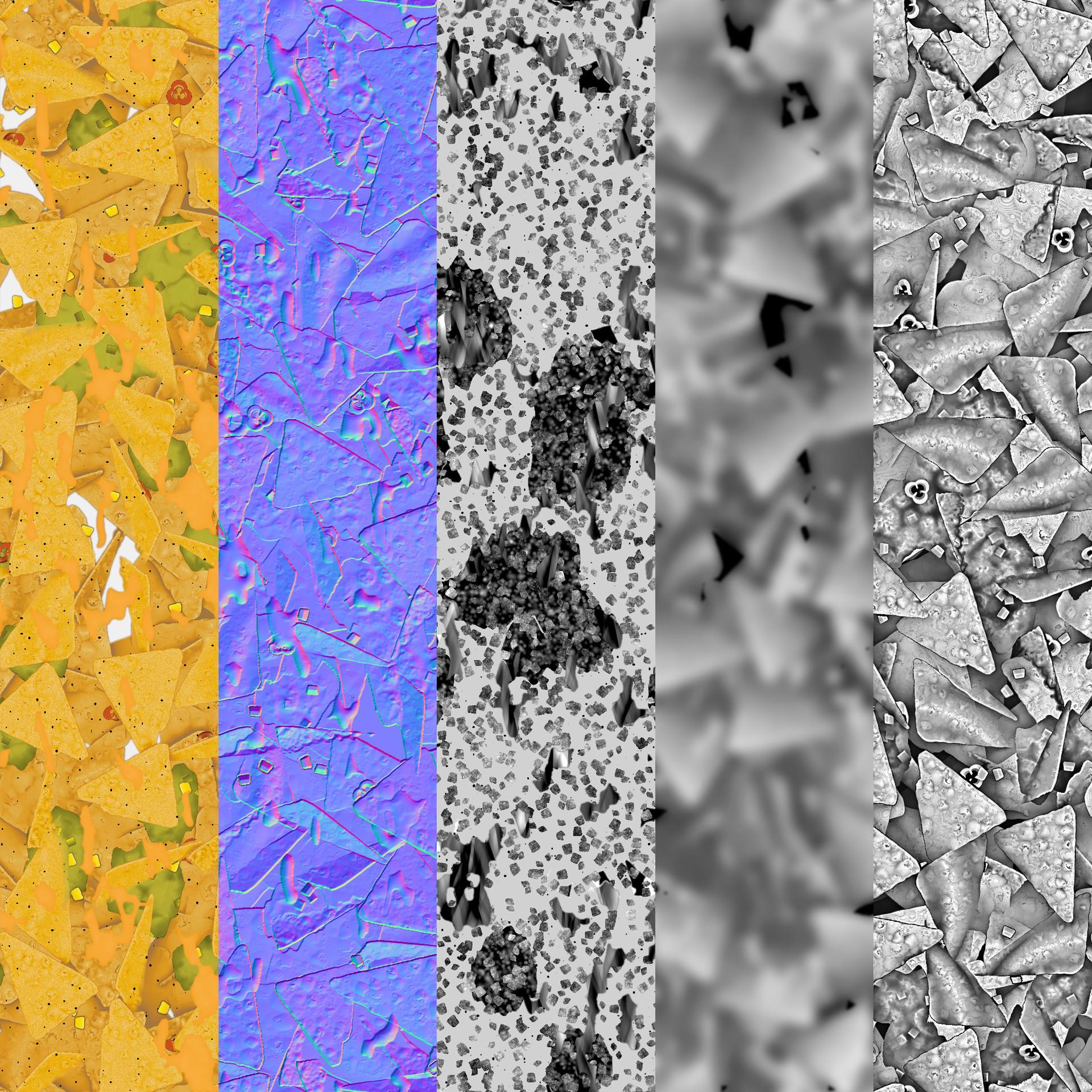 Ant skilton textures
