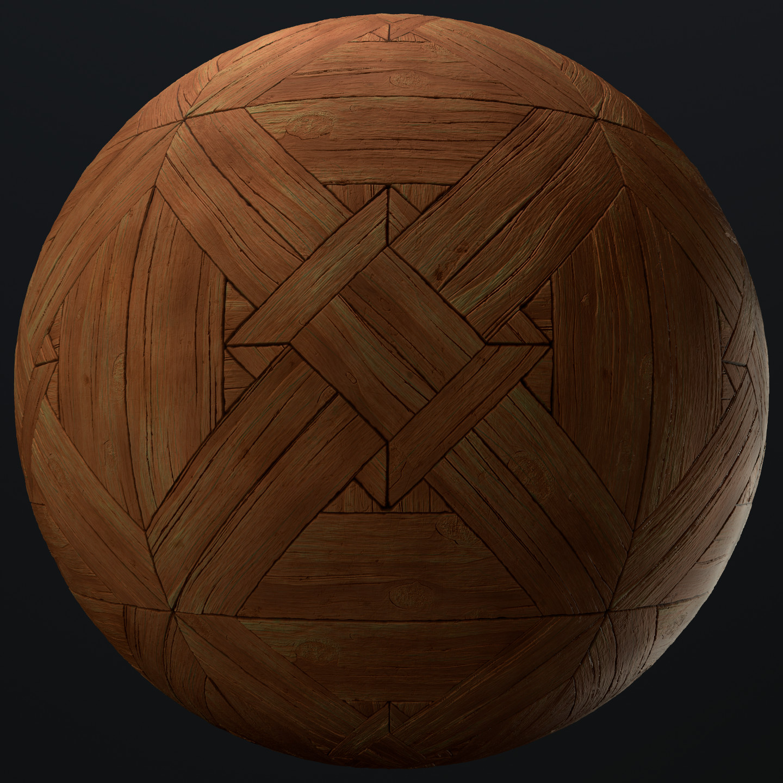 Wood Floor From a good online tutorial by Daniel JR GameArt: https://youtu.be/nPDtNLSwqBQ