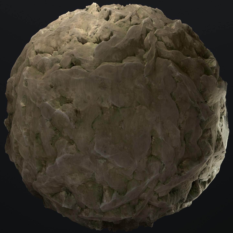 Stone From a tutorial by Виталий Окулов https://youtu.be/jk8H4moumZo