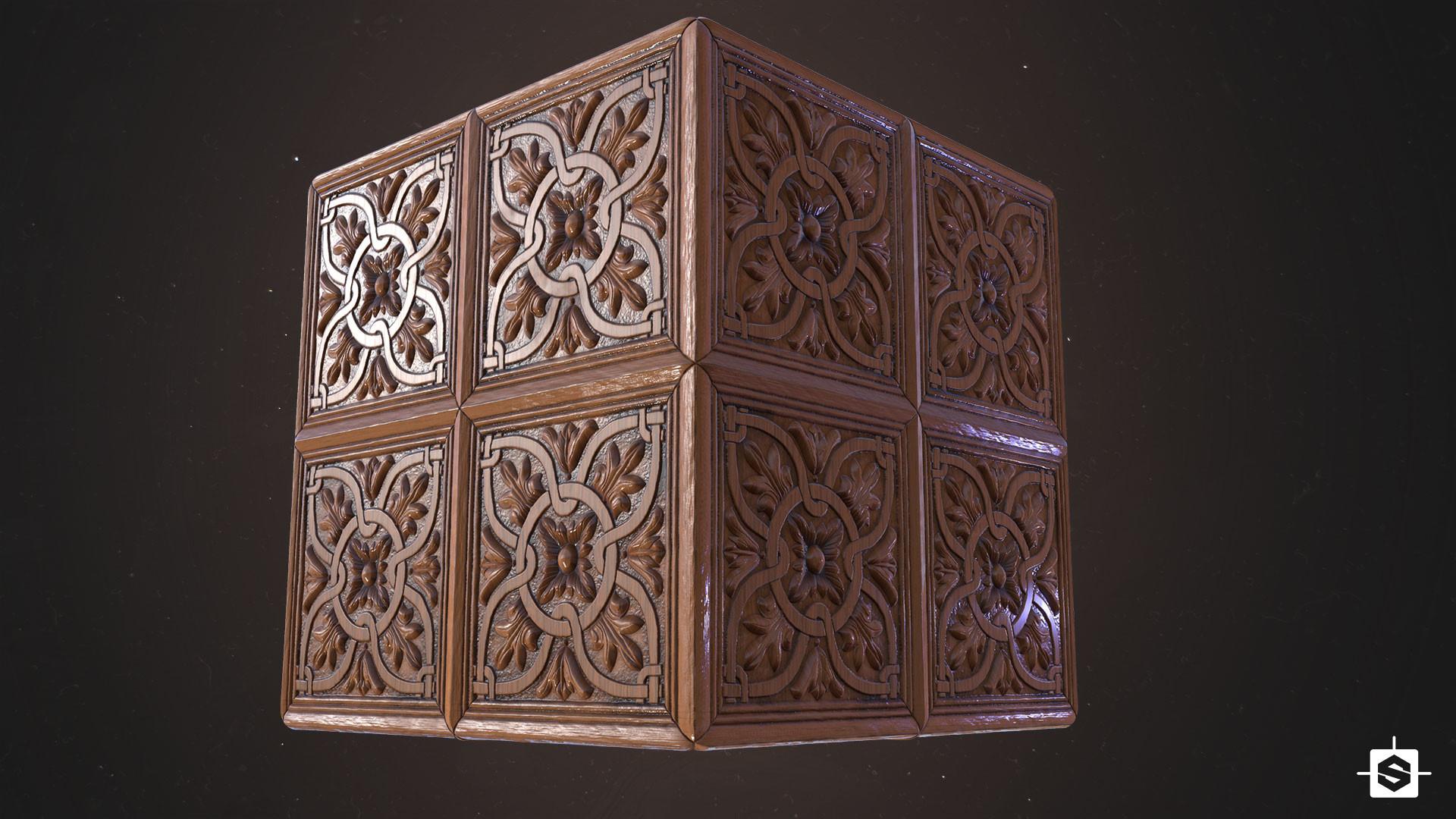Ant skilton cube