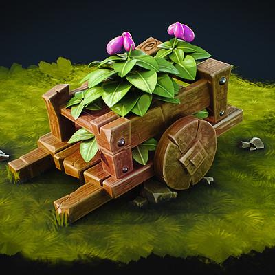 Oren leventar garden