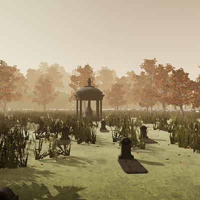 Damian sobczyk ancient cemetery 1