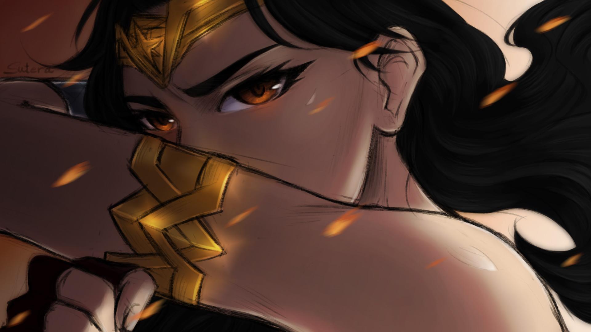 Mara Rosa Treceo Wonder Woman