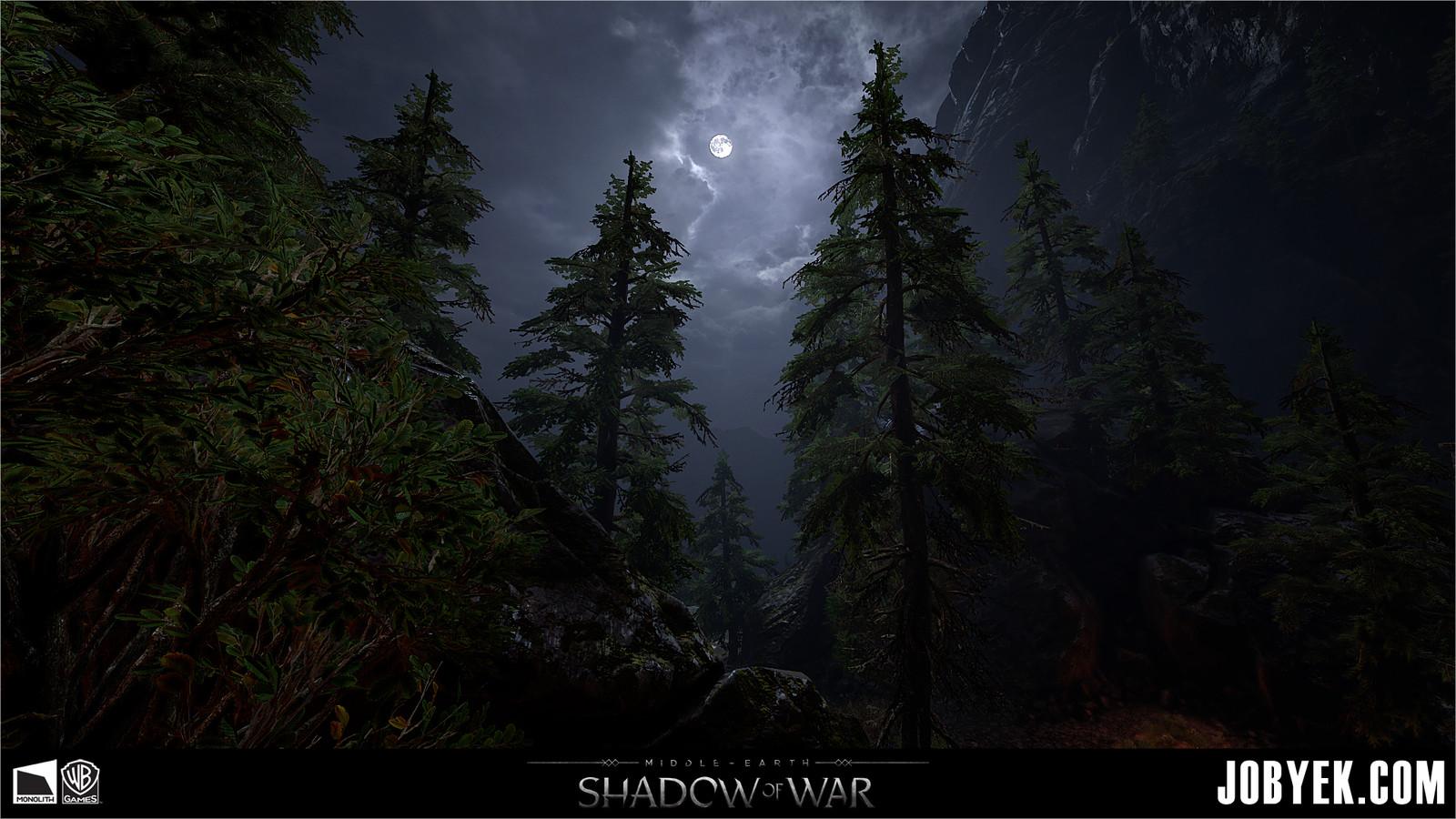 Minas Ithil - Wilderness