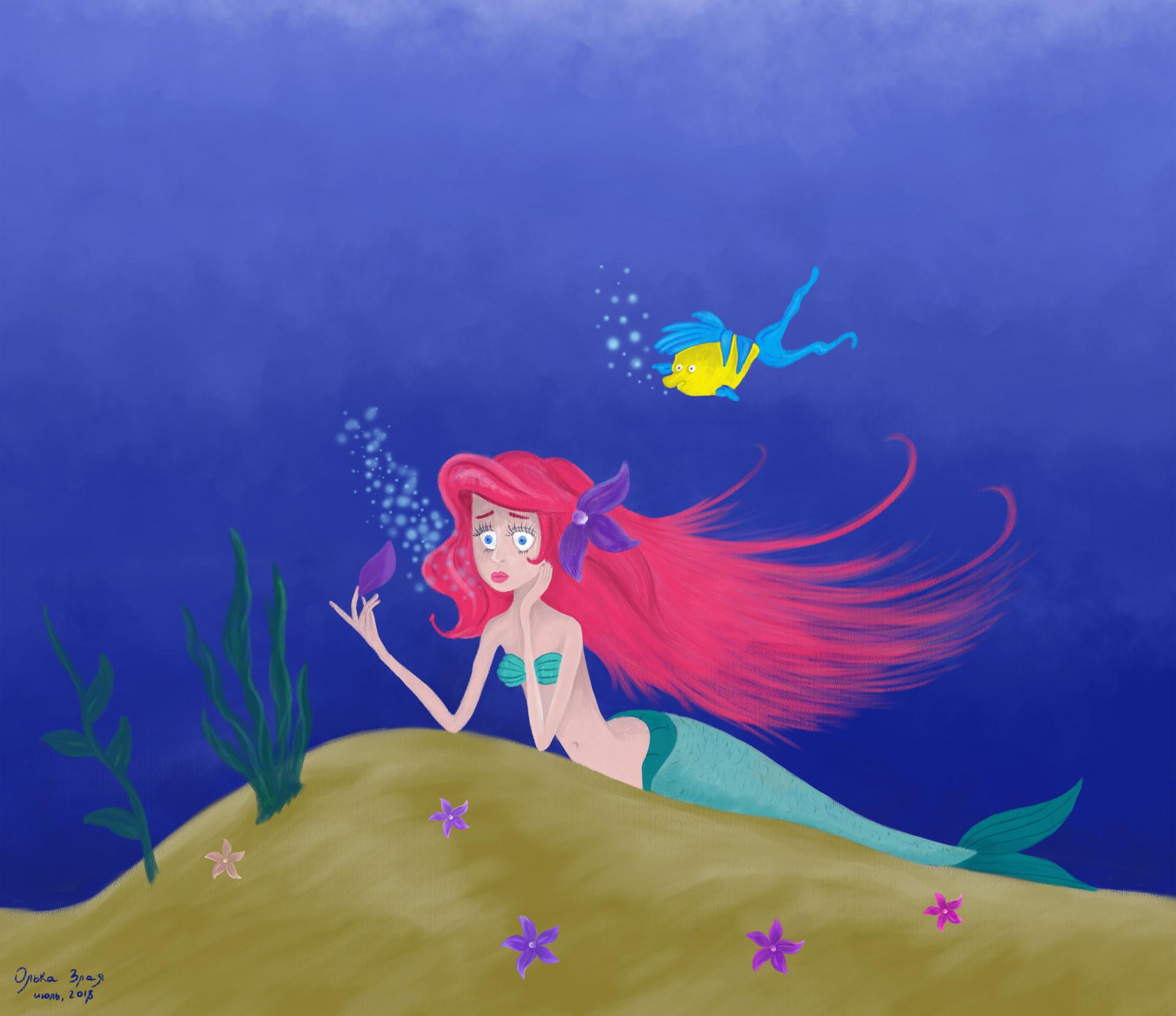 Mermaid vk работа моделью в чатах