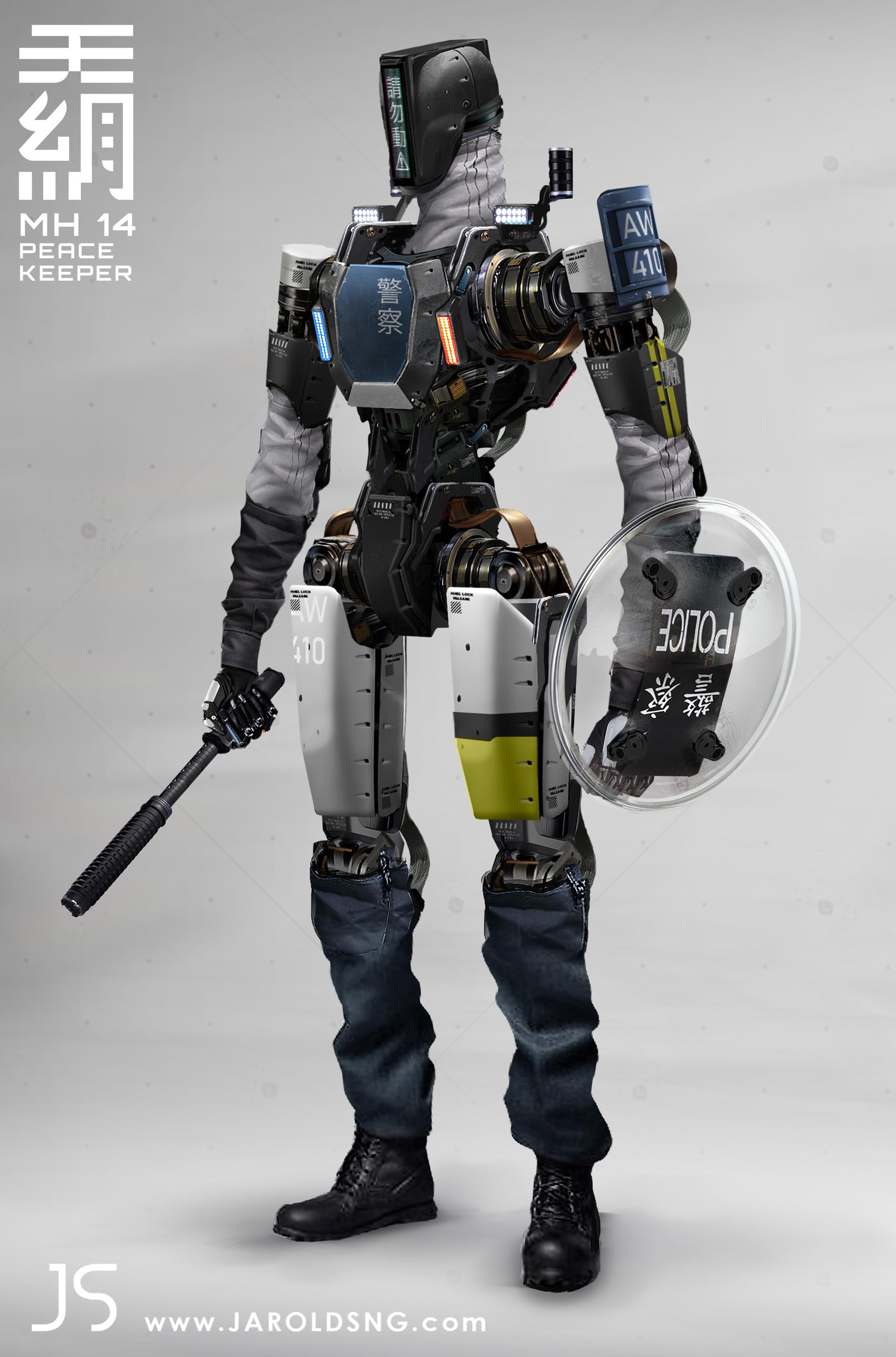 Jarold sng metalhex wa peacekeeper 02