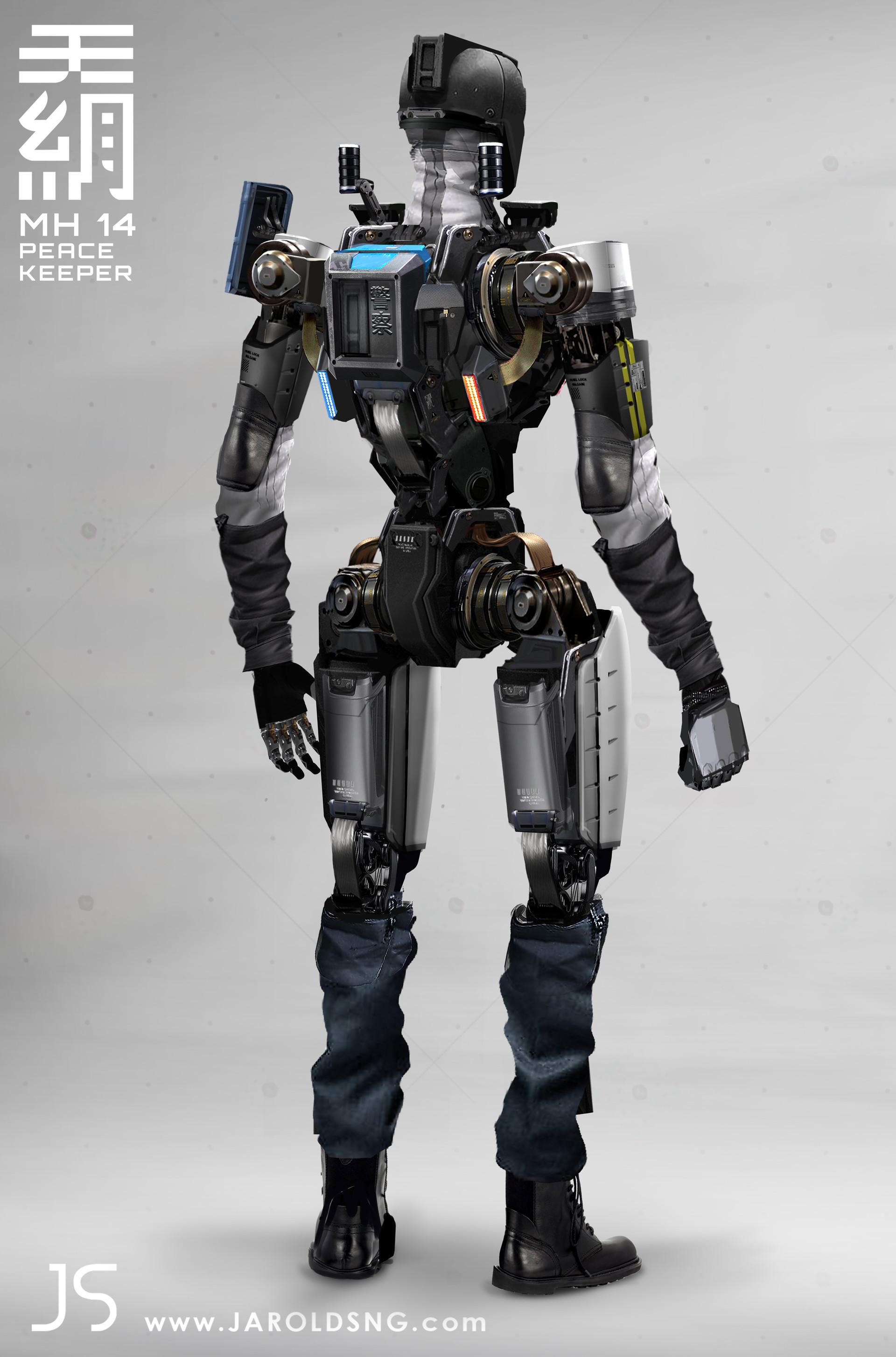 Jarold sng metalhex wa peacekeeper 04