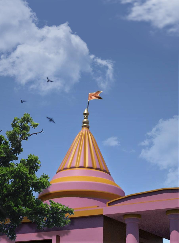 Rajesh r sawant temple 3d