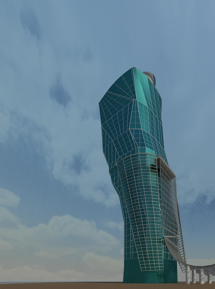 Jehoiakim Torre - Revit 3D Modelling and Rendering