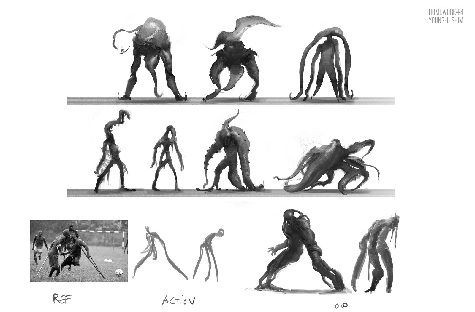 Creature ideation