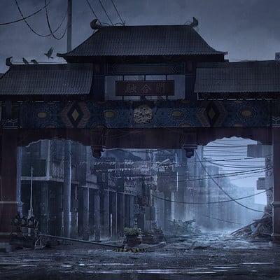 Alben tan abandoned uyanguren street davao city 2