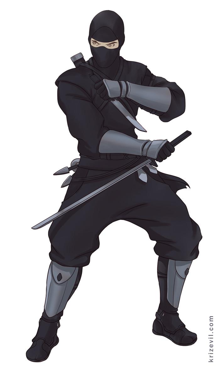 Christian villacis ninja06