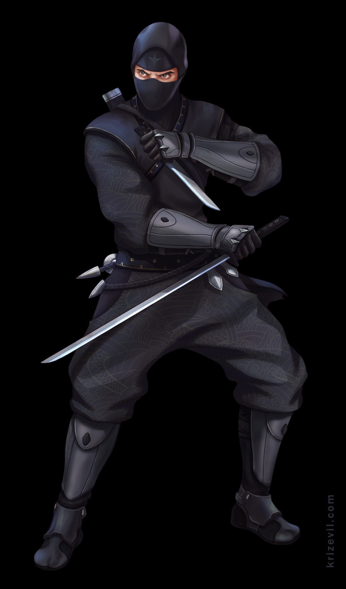 Christian villacis ninja01