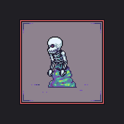 Raou skeleton slime