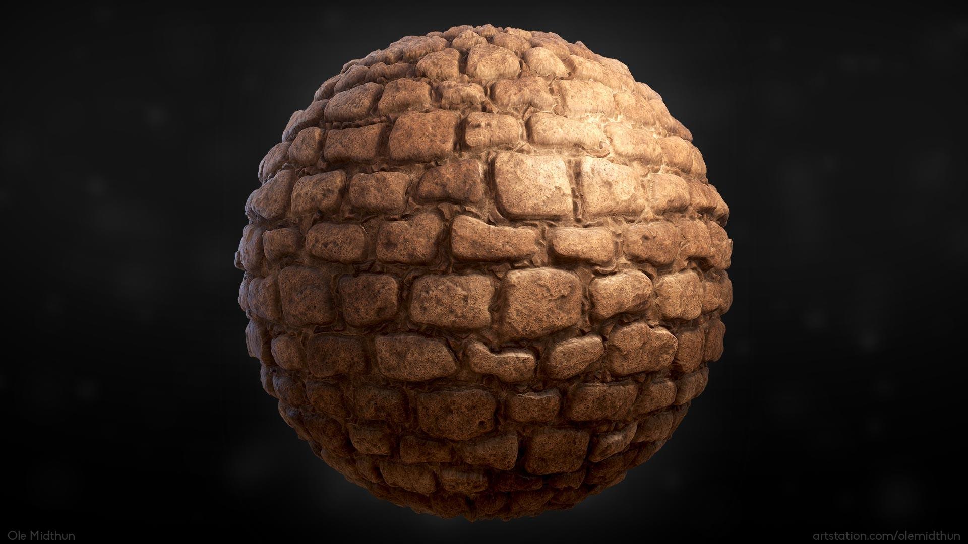 Ole midthun stone wall 2 render 09