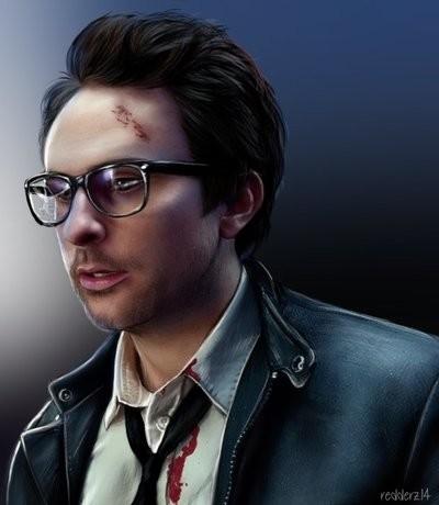 Charlie Day Pacific Rim Glasses