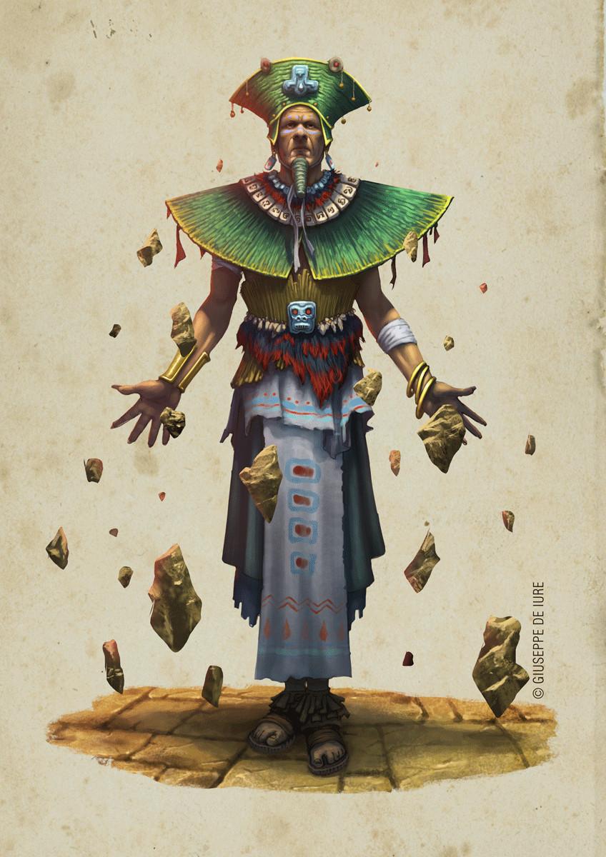 Giuseppe de iure tribal cultist