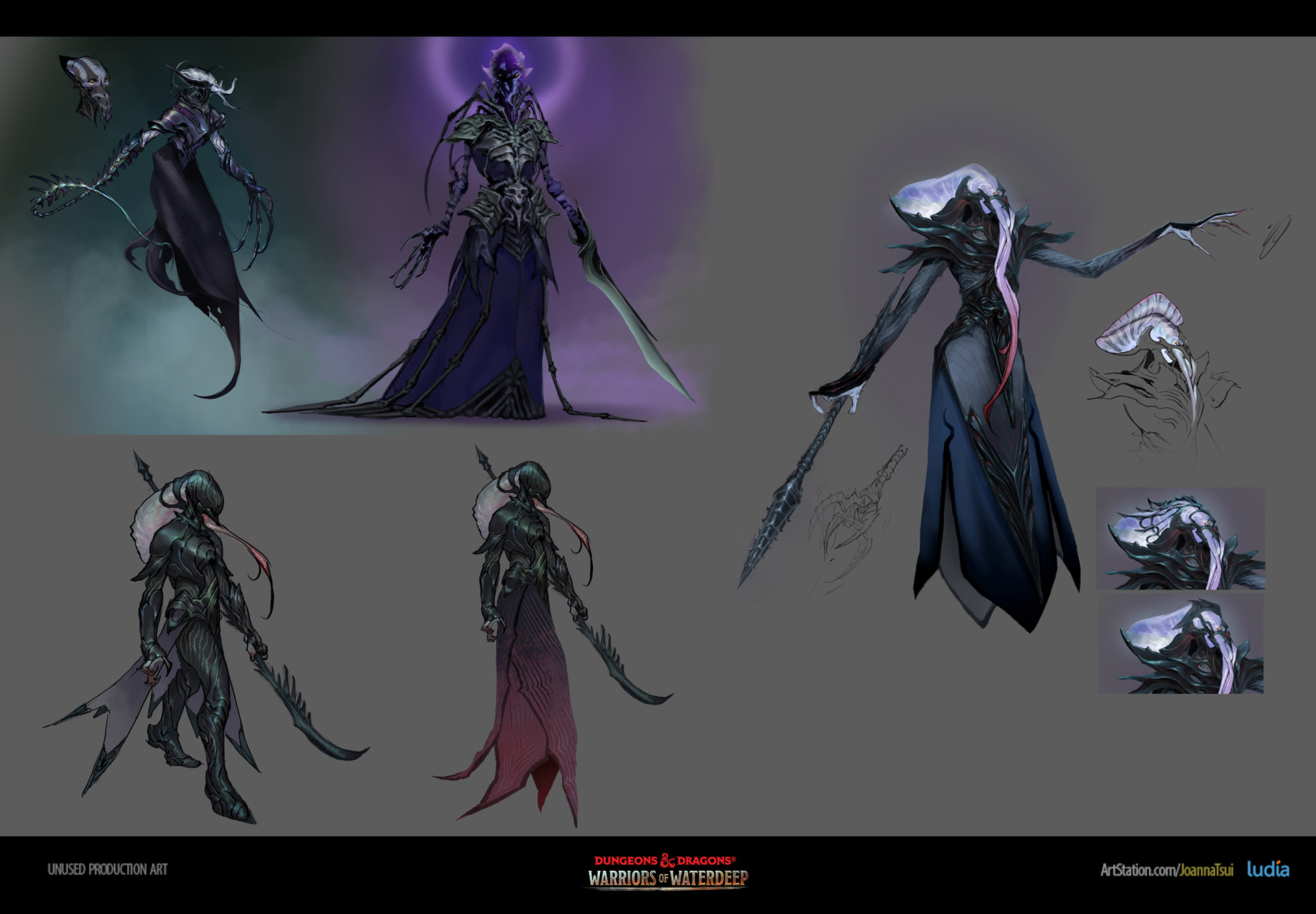 Joanna tsui mindflayer bossconcept