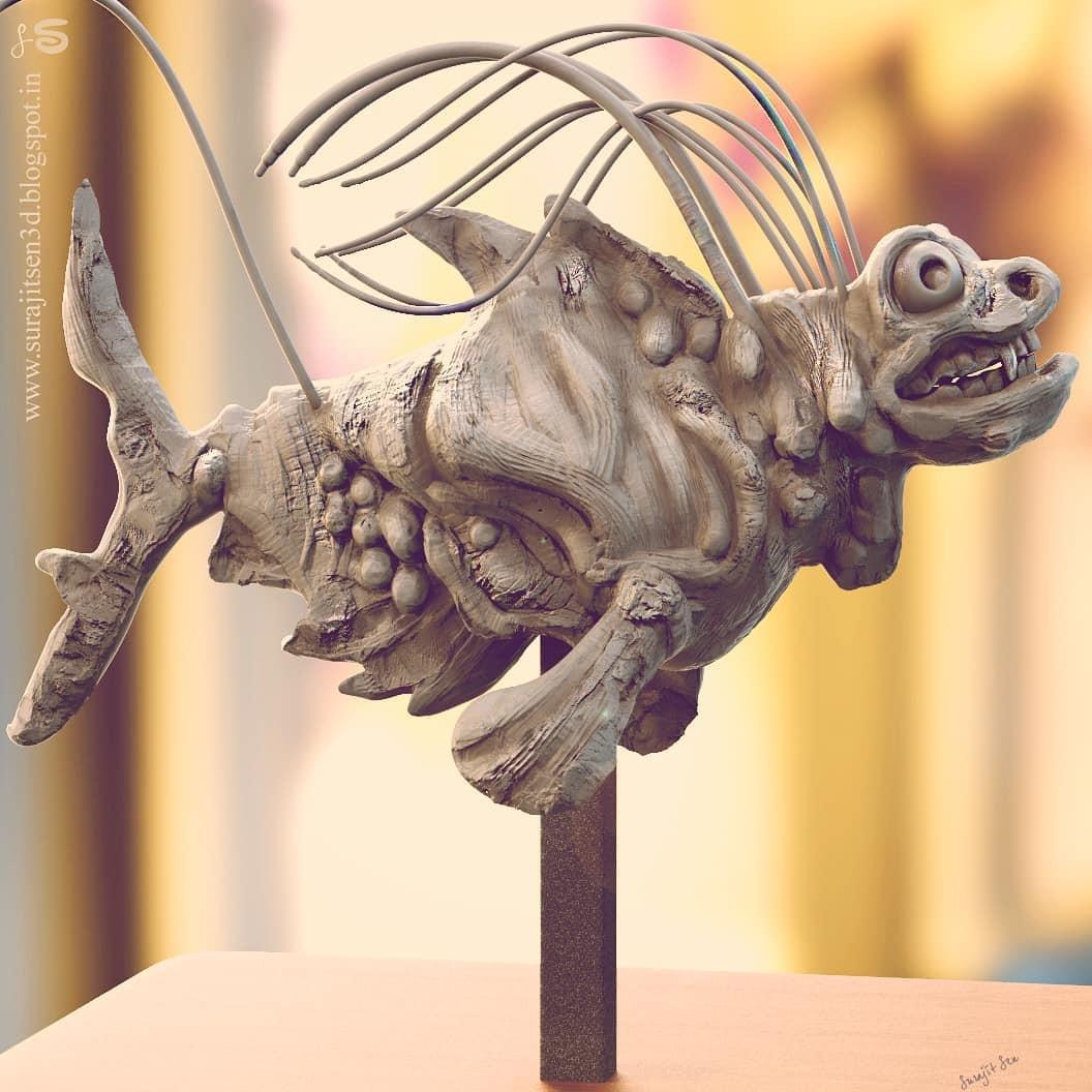 Surajit sen cetus quick sculpt by surajitsen ins